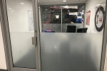 Frosted Safety Window Film
