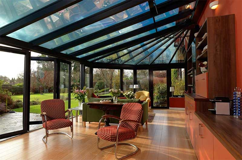 Conservatory Window Tinting