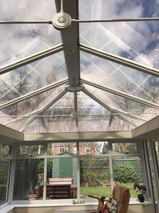 conservatory window film Midlands