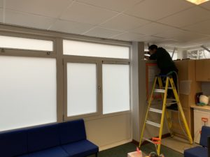 privacy window film Walsall