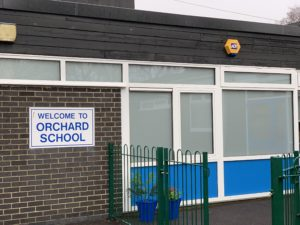 School privacy window film Walsall