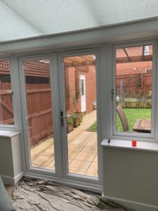 conservatory solar control window film Ashbourne, Derbyshire