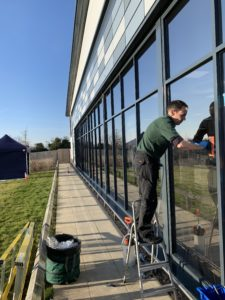Solar control window film Cambridge