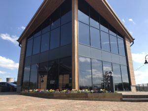 solar control window film fitted in Birmingham, Derby & The Midlands