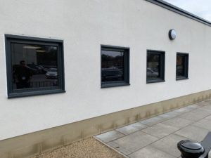 School Window Tinting using Solar Control Window Film in Derby