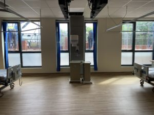 Hospital fitted with Privacy Window Film Burton-on-Trent