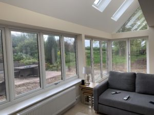 Residential solar control window film Derby