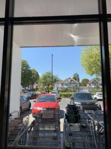 Commercial window tinting in Birmingham to reduce glare