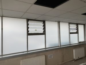 commercial window tinting Midlands