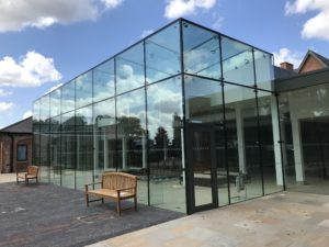 Security and safety window films installed across the Midlands