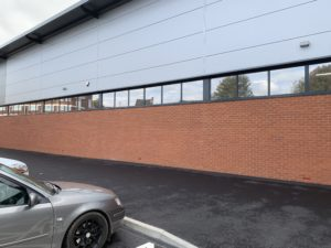 Mirrored and One Way Window Film Midlands