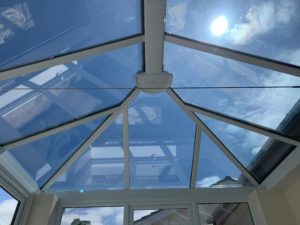 Conservatory window tinting Midlands