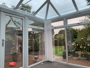 conservatory window films reduce glare & heat build up