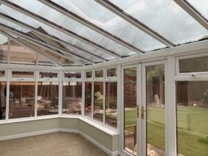 Conservatory window tinting Midlands - keep cool this summer!