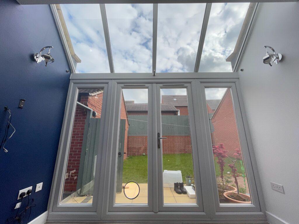 solar control conservatory window film in Derby